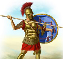 the spartan warfare in the 7th century This story appears in the november/december 2016 issue of national geographic history magazine poems by the seventh-century bc out for war spartan.